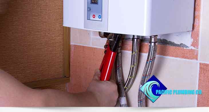 Tankless Water Heater Services in Fresno